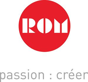 Marketingübersetzungen für den belgischen Möbelhersteller ROM | Logo
